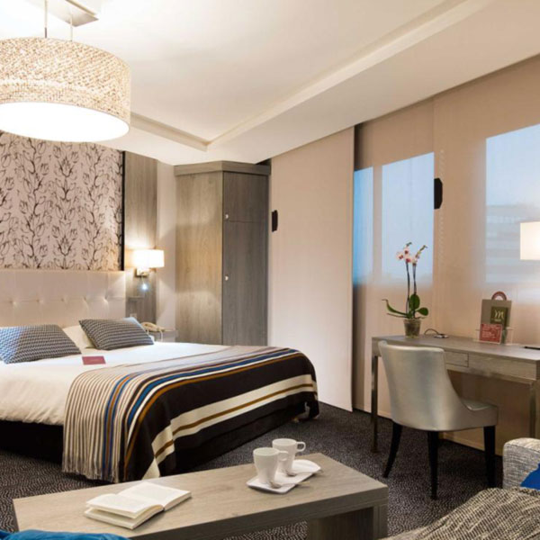 Junior suite Mercure Dijon