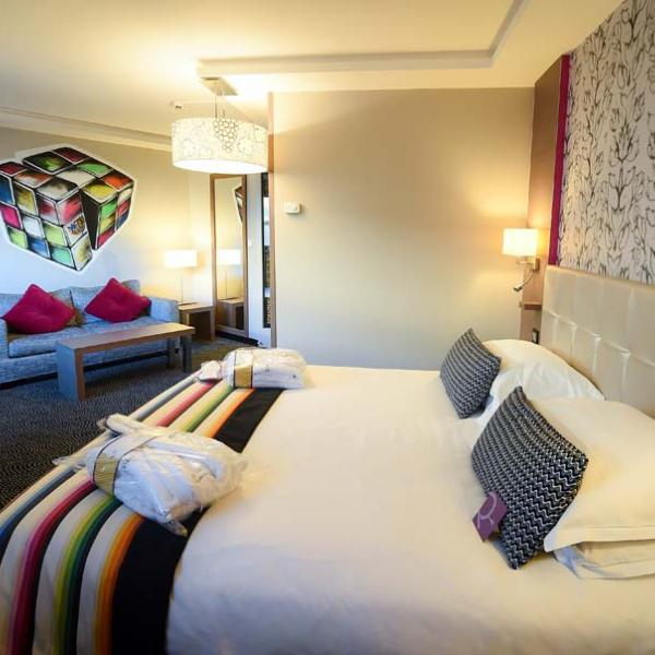 Mercure Dijon Rooms