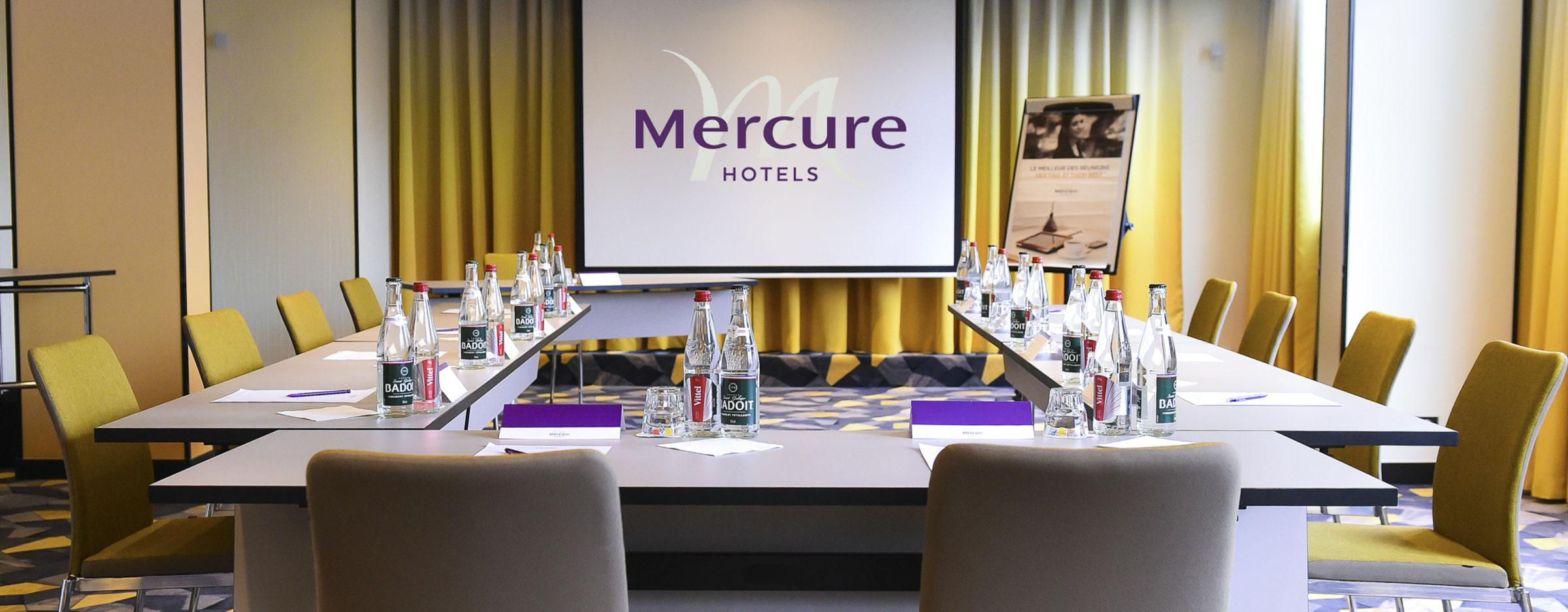 Mercure Dijon Meeting Room