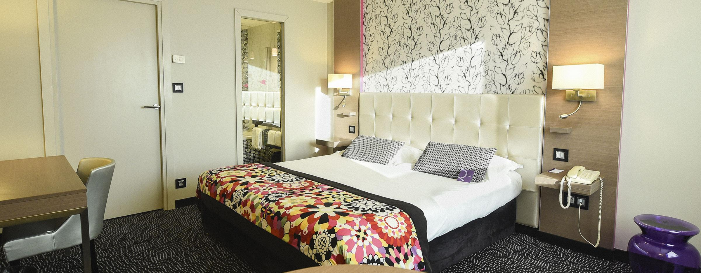 Mercure Dijon Room